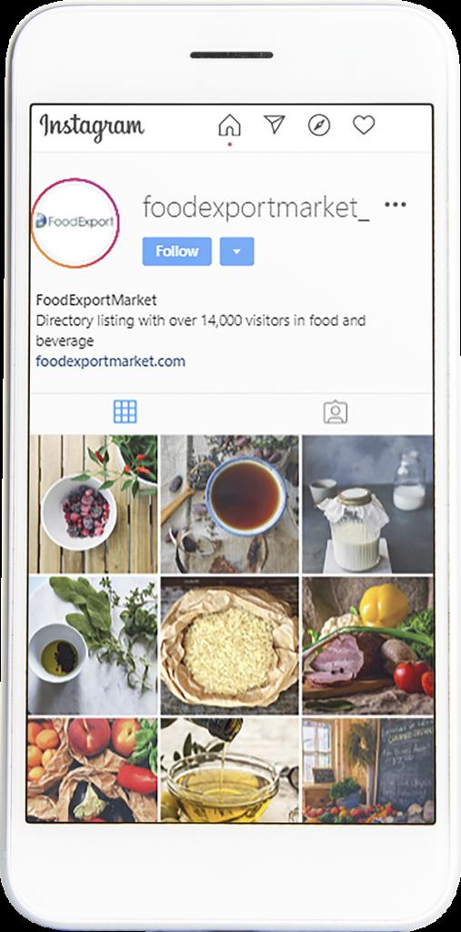 foodexportmarket instagram