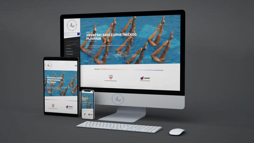 Hrvatski Savez Umjetničkog Plivanja