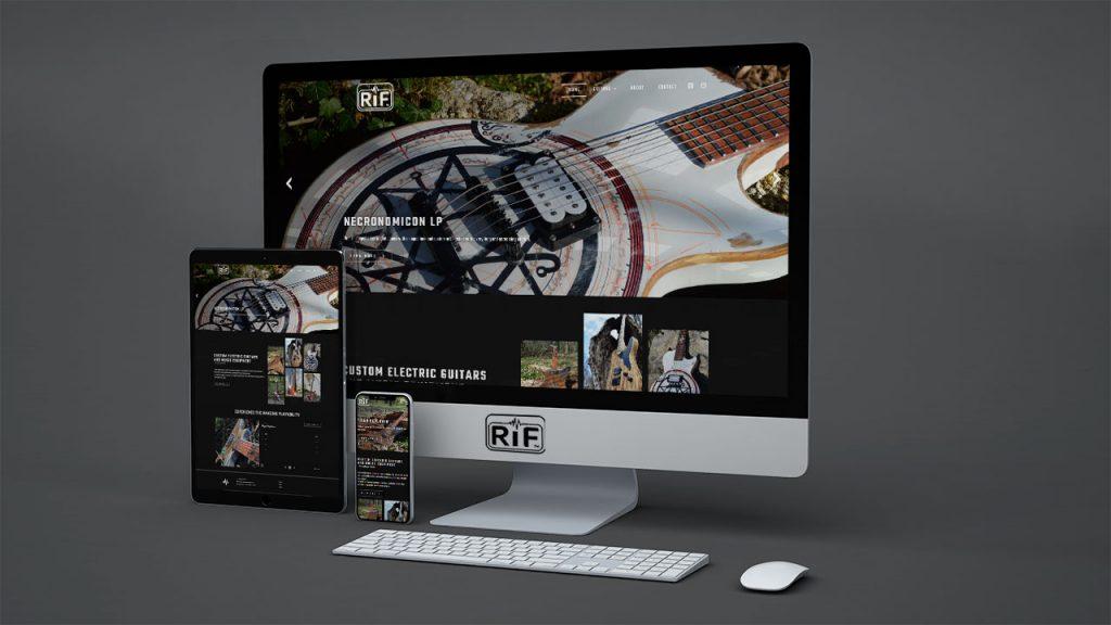 RIF Guitars